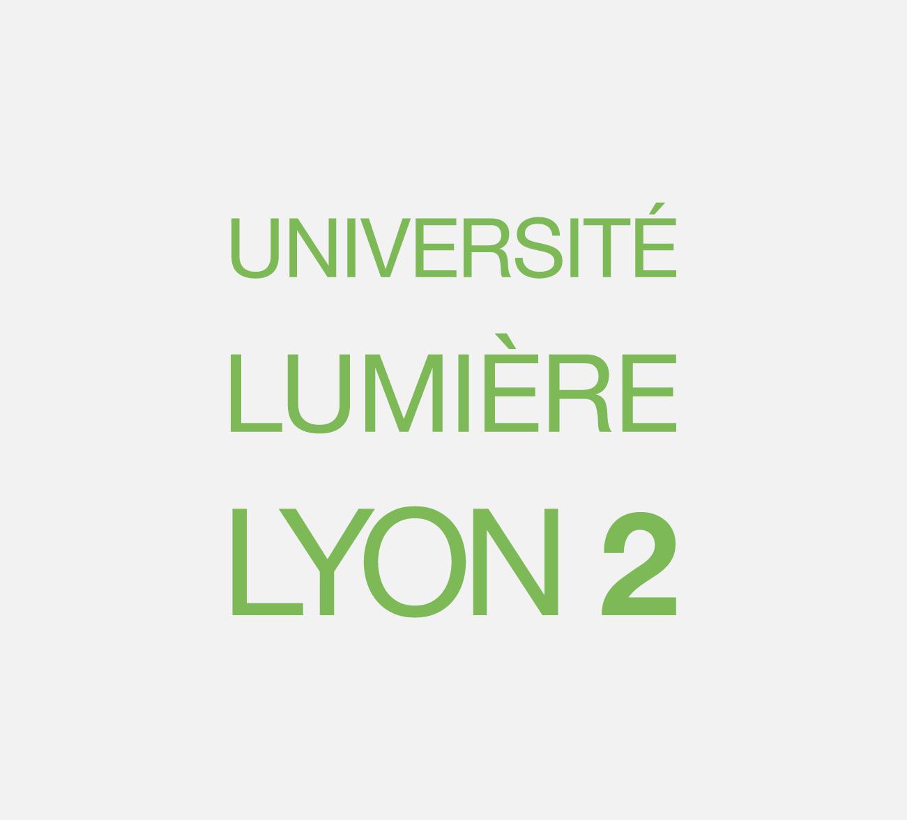 Logo Universite Lyon 2